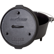 "Camp Chef Dutch Oven 10"" Deluxe"