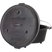 "Camp Chef Dutch Oven 14"" Deluxe"