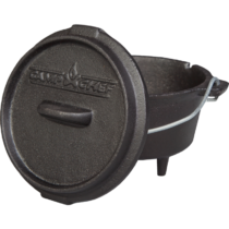 "Camp Chef Dutch Oven 5"" Deluxe"