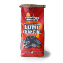 Betterwood products lump charcoal